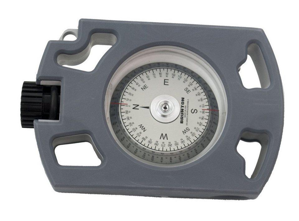 Brunton Kompass »Omni-Sight Sighting Compass (includes all scales)« in grau