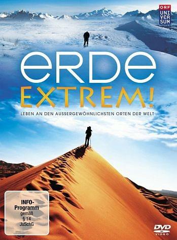 DVD »erde Extrem! - Lebe an den außergewöhnlichsten...«