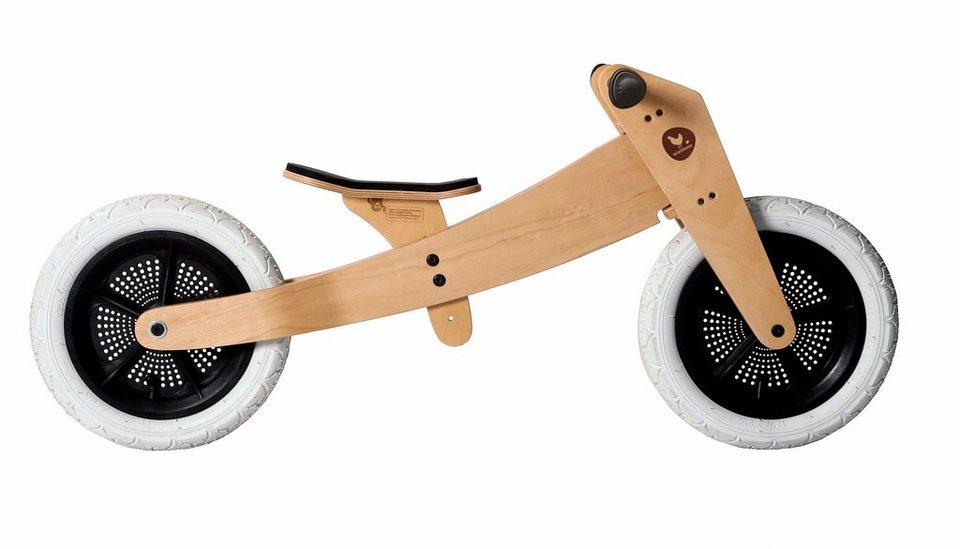 Wishbone Kinderfahrzeug »2 in 1 Design Bike Classic« in beige