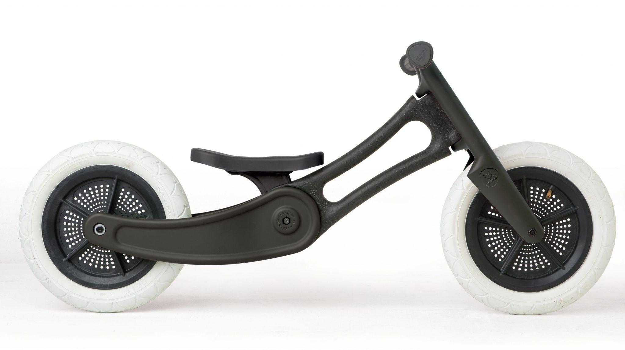 Wishbone Kinderfahrzeug »3 in 1 Design Bike Recycled Edition«