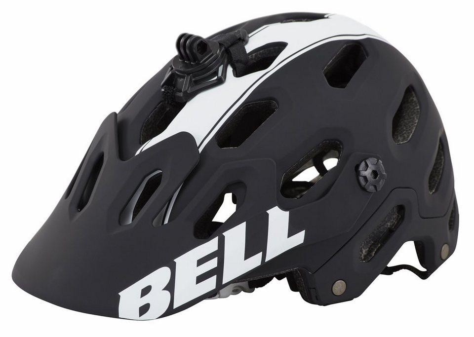 Bell Fahrradhelm »Super 2 Helm« in schwarz
