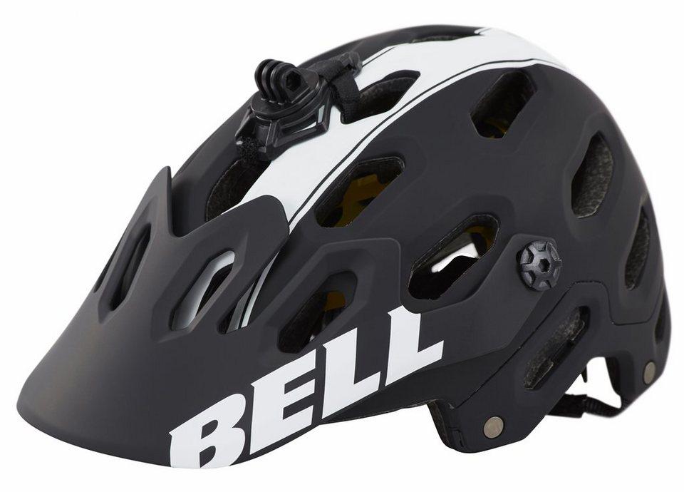 Bell Fahrradhelm »Super 2 Mips Helm« in schwarz