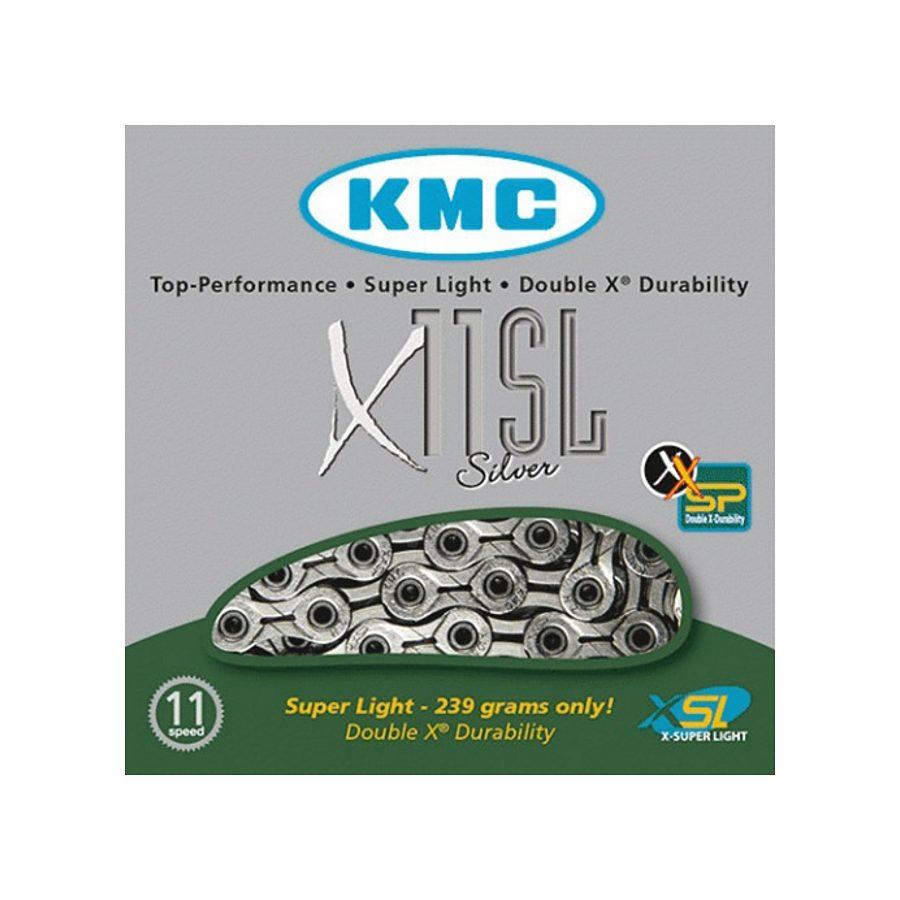 KMC Ketten »X-11 SL Kette silber«