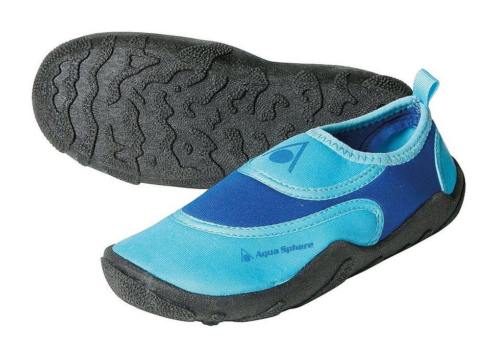 Wassersportschuh, blau, »Beachwalker Kids«, Aqua Sphere in blau