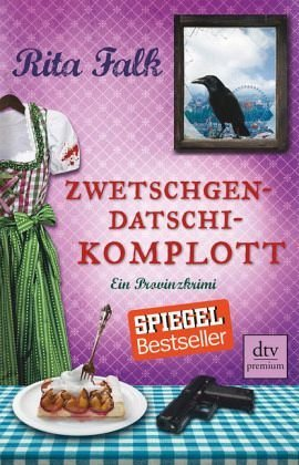 Broschiertes Buch »Zwetschgendatschikomplott / Franz Eberhofer Bd.6«