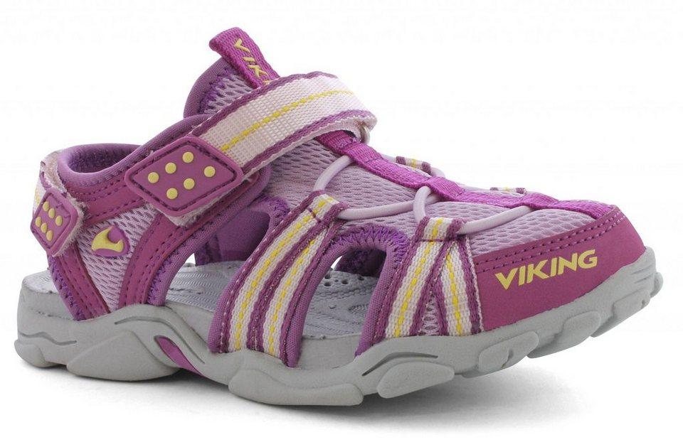 Viking Sandalen »Strand Kids« in pink