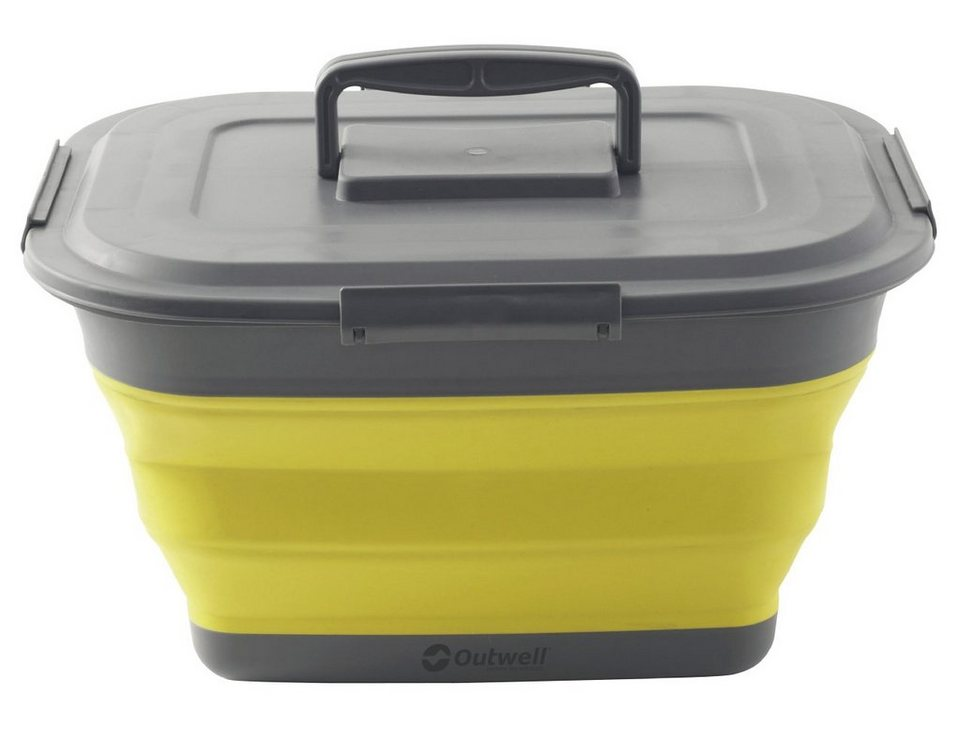 Outwell Campingtruhe & -Kiste »Collaps Storage Box L yellow« in gelb