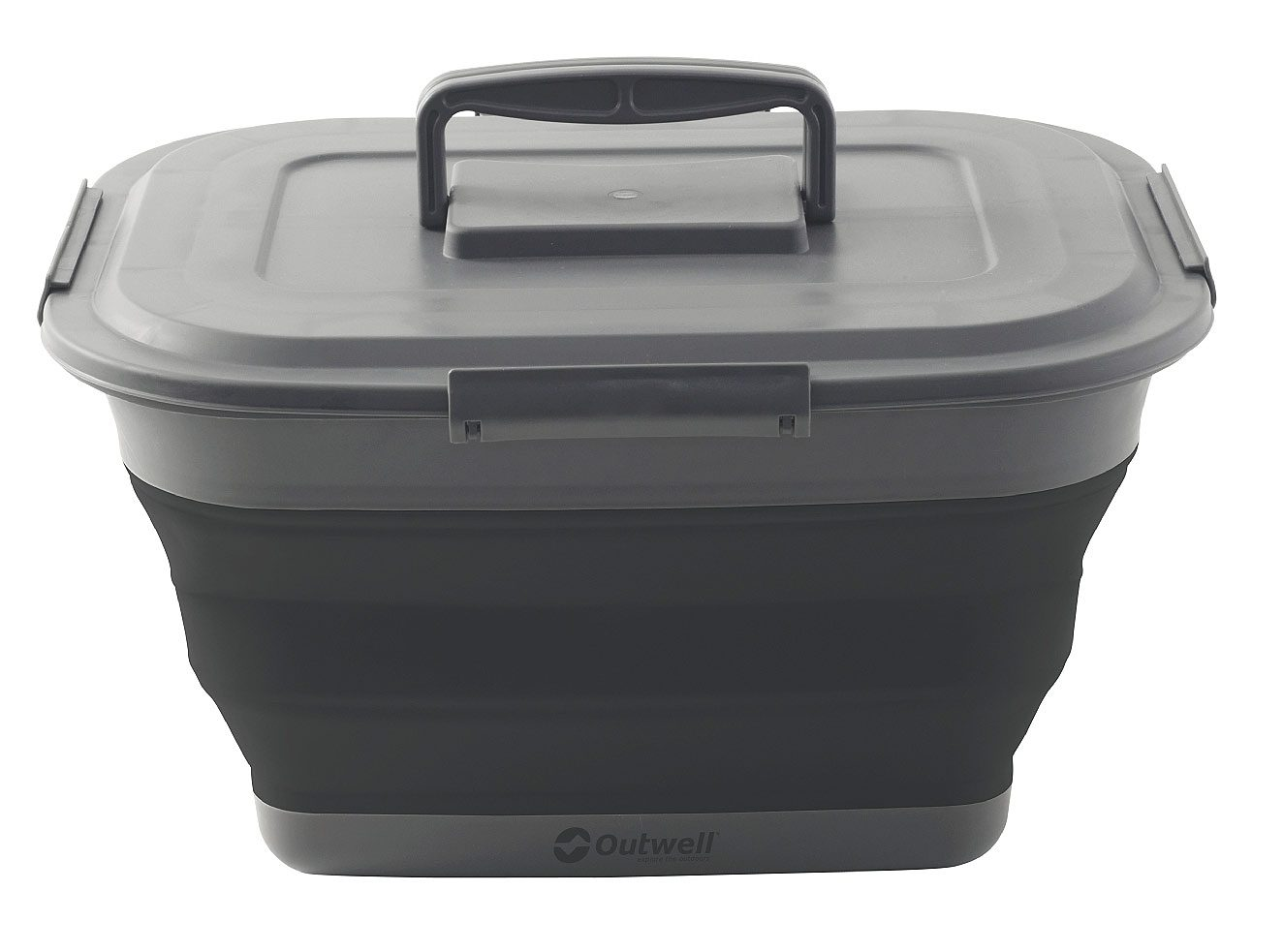 Outwell Campingtruhe & -Kiste »Collaps Storage Box L black«