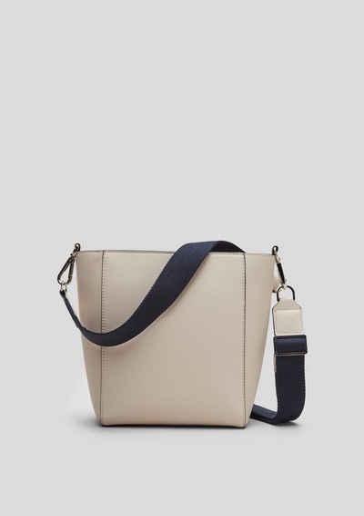 s.Oliver Tragetasche »Shoulder-Bag in Lederoptik«