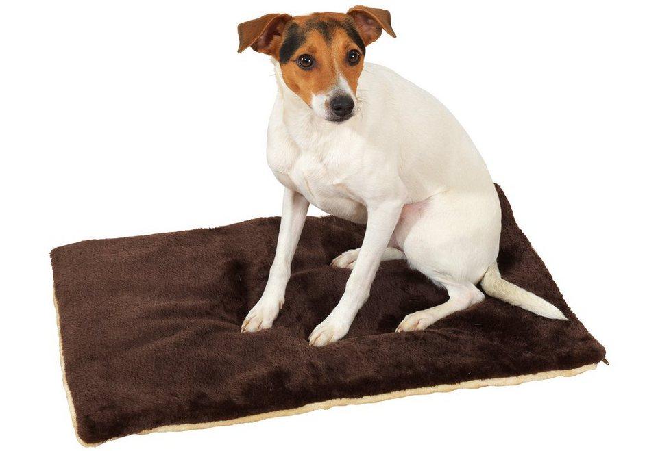 Hundedecke und Katzendecke »selbstwärmend« in beige/braun