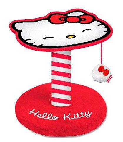 Kratzbaum »Hello Kitty« in rot