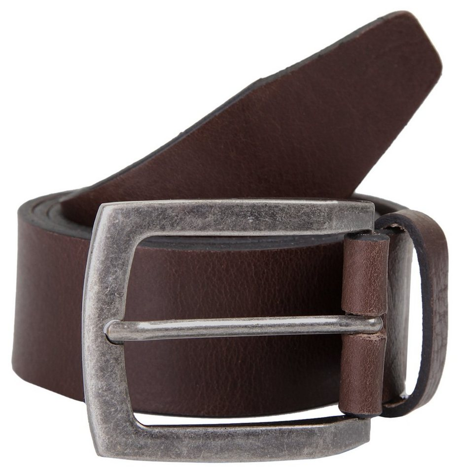 LLOYD Men's Belts Herren Leder Gürtel in braun