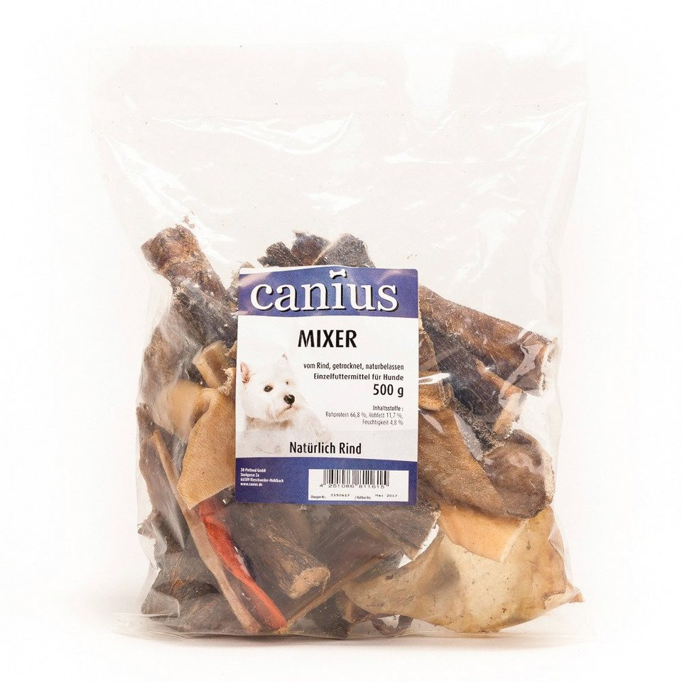 Hundesnack »Mixer«, 500 g in natur