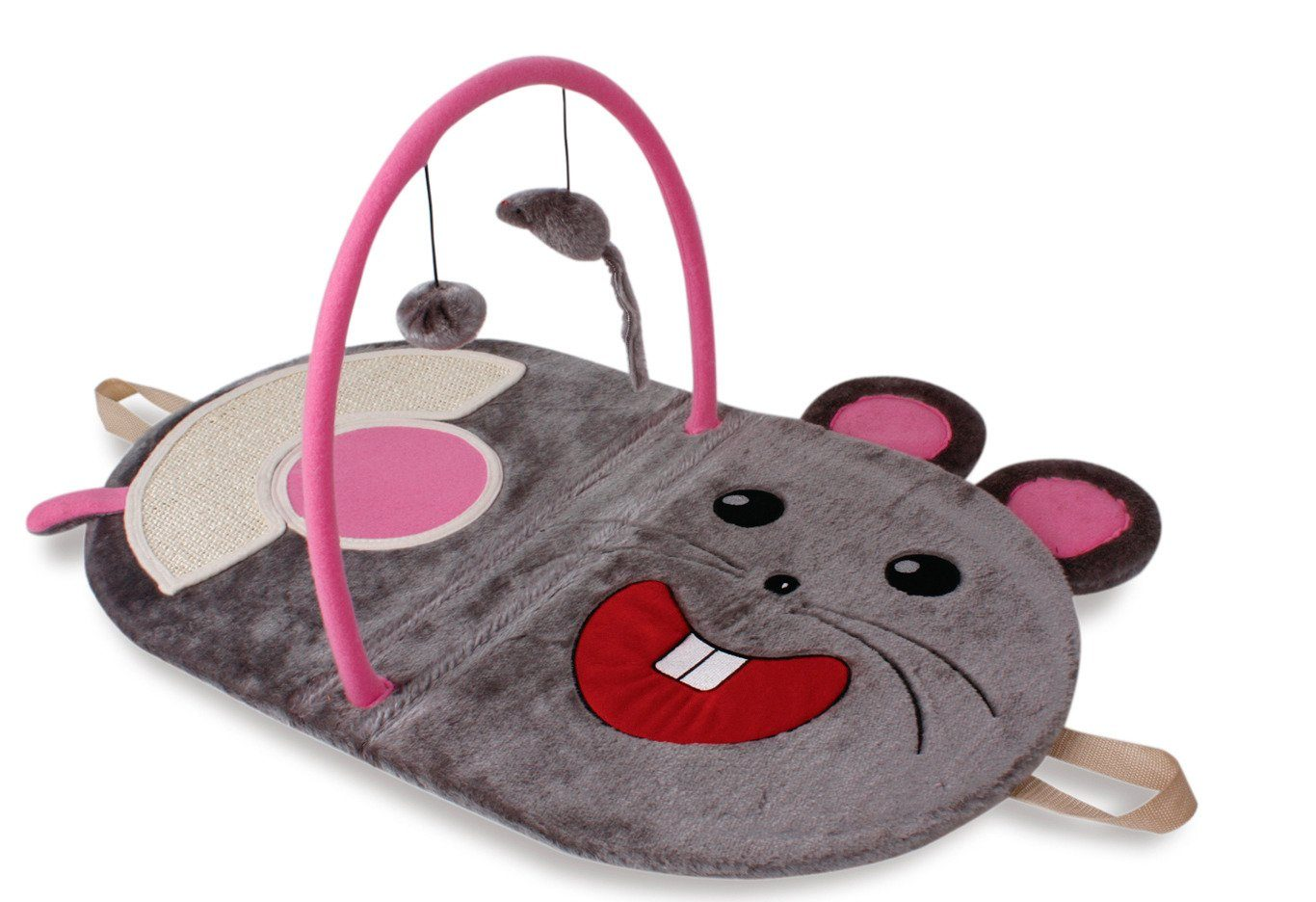 Katzen-Spielzeug-Set »Spiel-und Kratzbrett«