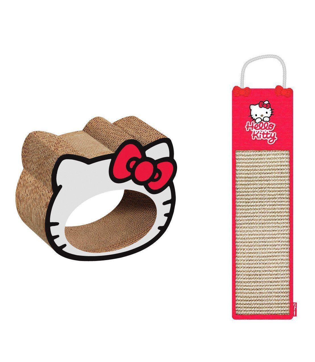 Katzenspielzeug »Hello Kitty Kratzmöbel Set «