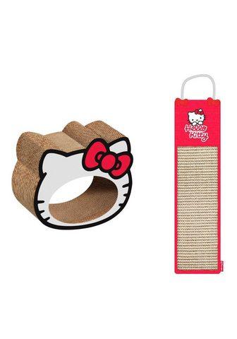 HEIM Žaislai katėms »Hello Kitty« Kratzmöbe...