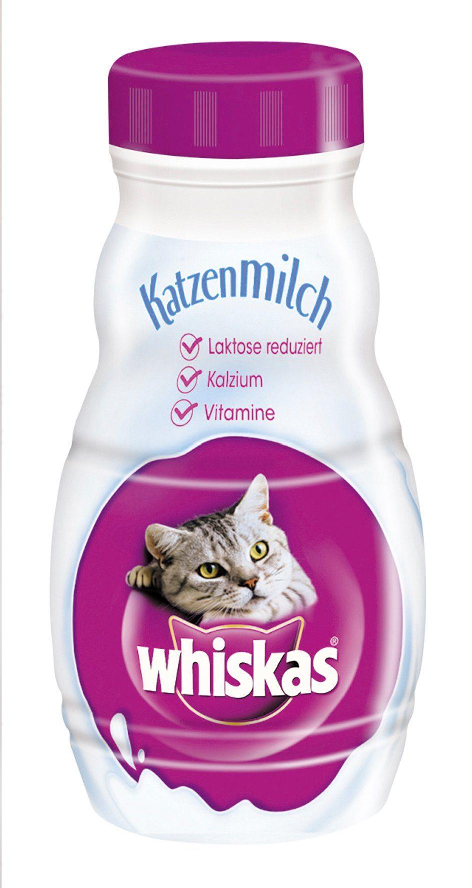 Set: Katzensnack »Katzenmilch«, 6 Flaschen á 200 ml