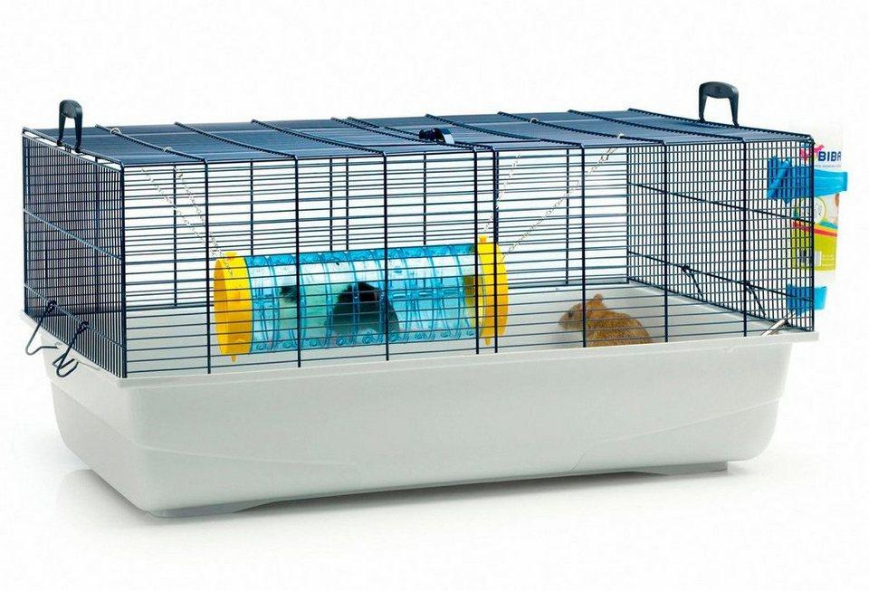 Kleintierkäfig »Lenny« für Hamster in grau