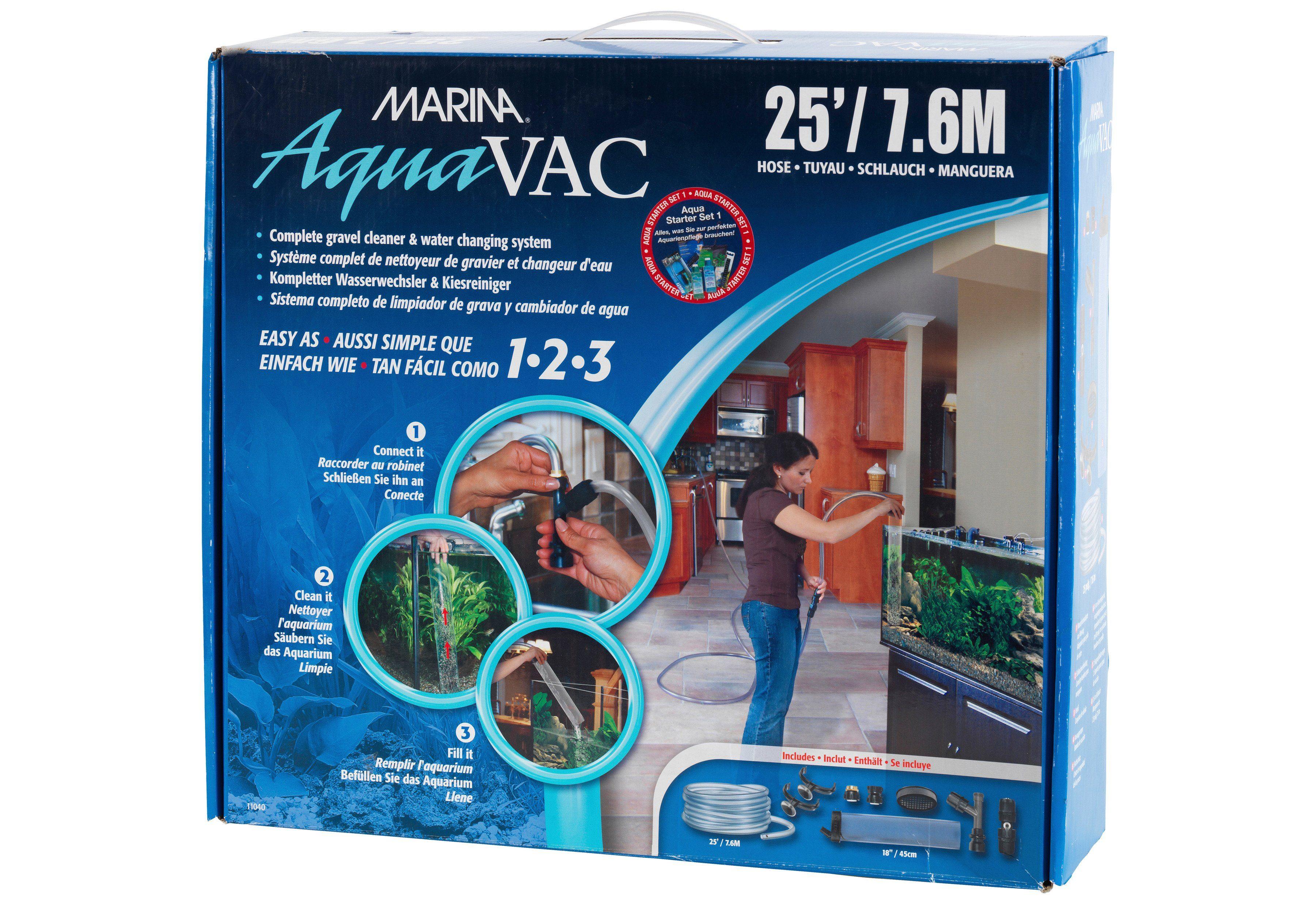 Aquariumpflege »Aqua Vac Starterpaket 1« (7,6 m)