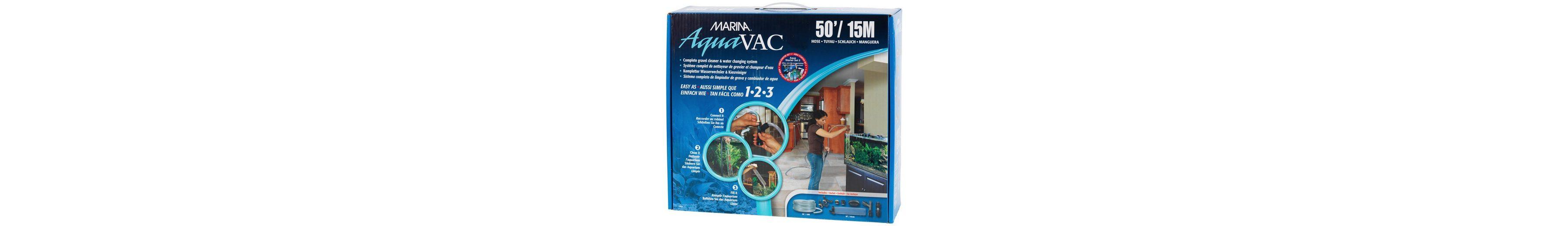 Aquariumpflege »Aqua Vac Starterpaket 2« (15 m)