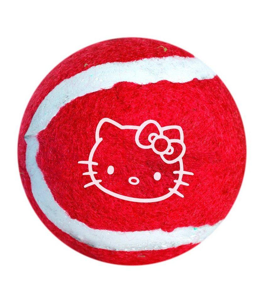 Hunde-Spielzeug-Set »Hello Kitty« in rot/weiß