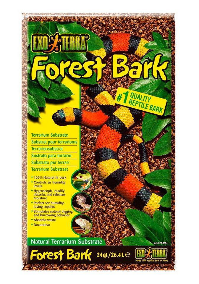 Terrariendeko »Substrate ForestBark« in natur