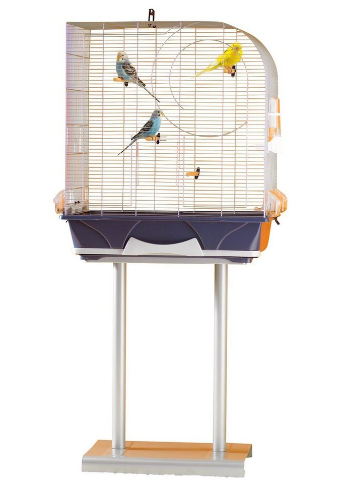 Vogelkäfig »Arte 5« in grau