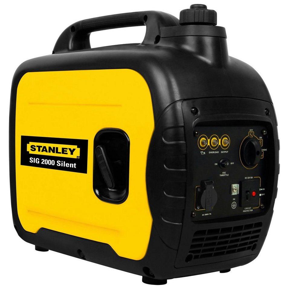Stromerzeuger »Inverter SIG 2000 I« in gelb