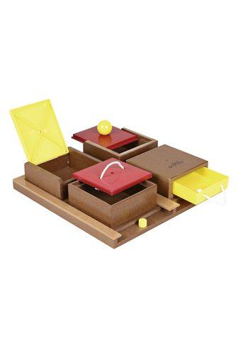 TRIXIE Žaislas šuniui »Poker Box«