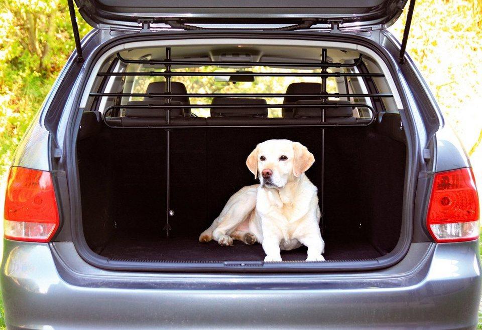 Hunde-Autogitter »Schutzgeschirr« in schwarz