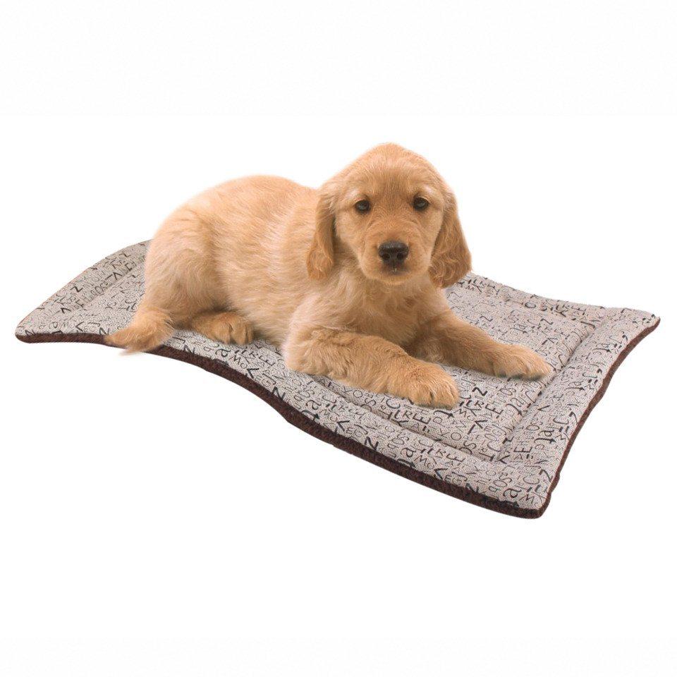 Hundedecke und Katzendecke »Heimtierdecke« in beige/braun