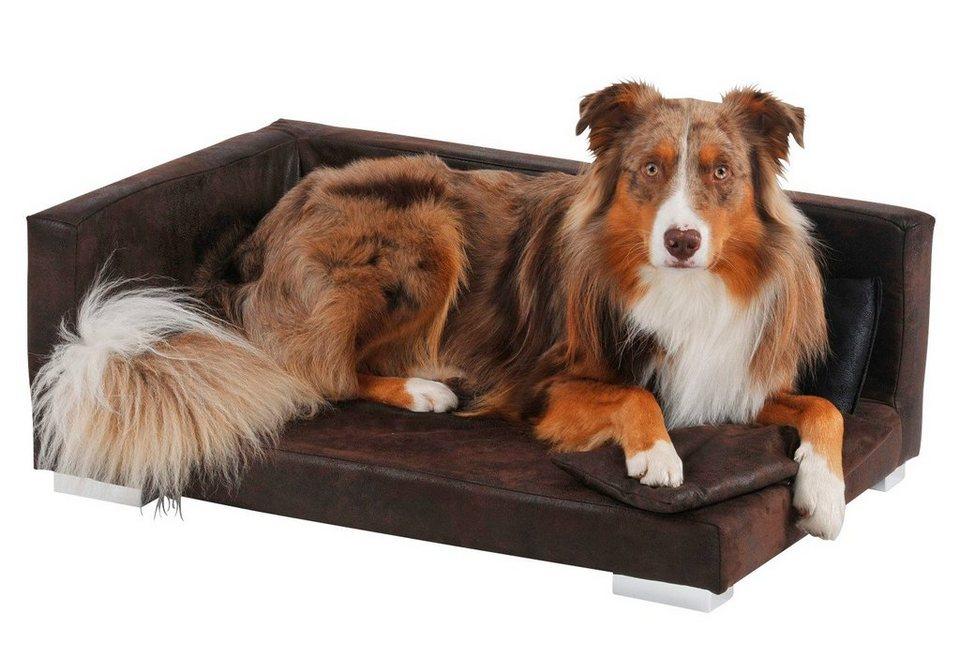 Hundesofa und Katzensofa »Modern« in braun