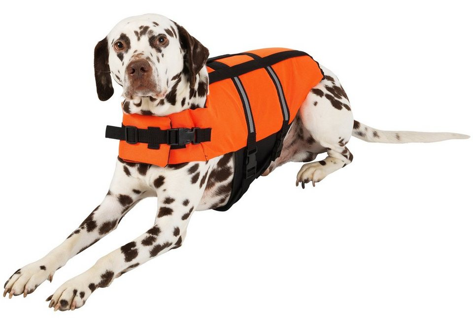 Hundeschwimmweste »Lifeguard« in orange