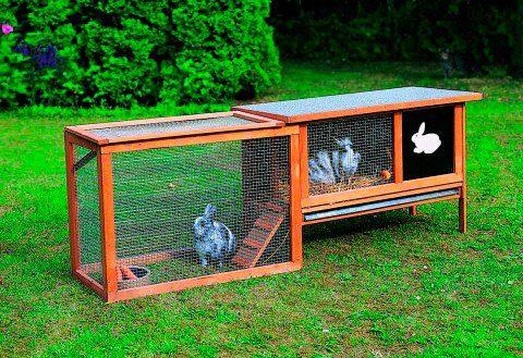 Auslaufgehege »für Hasenstall Rabbit«