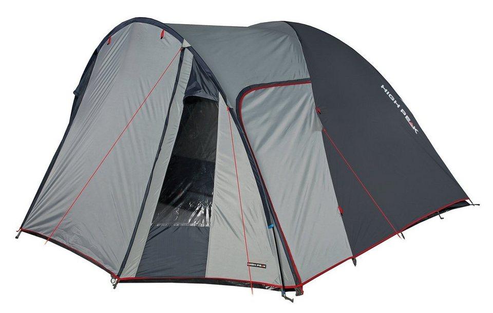 Mehr-Personen-Zelt »Tessin 5« in grau