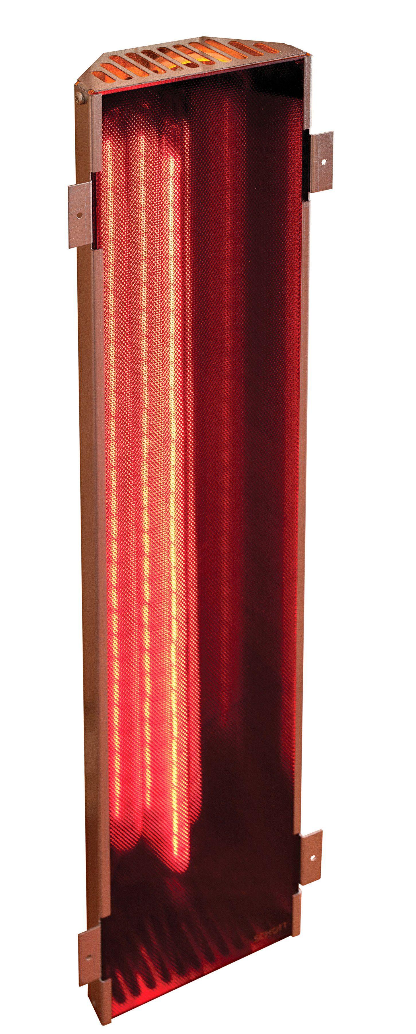 KARIBU Nextrema-Strahler »B«, mit 2 Rücken- und 2 Frontstrahlern