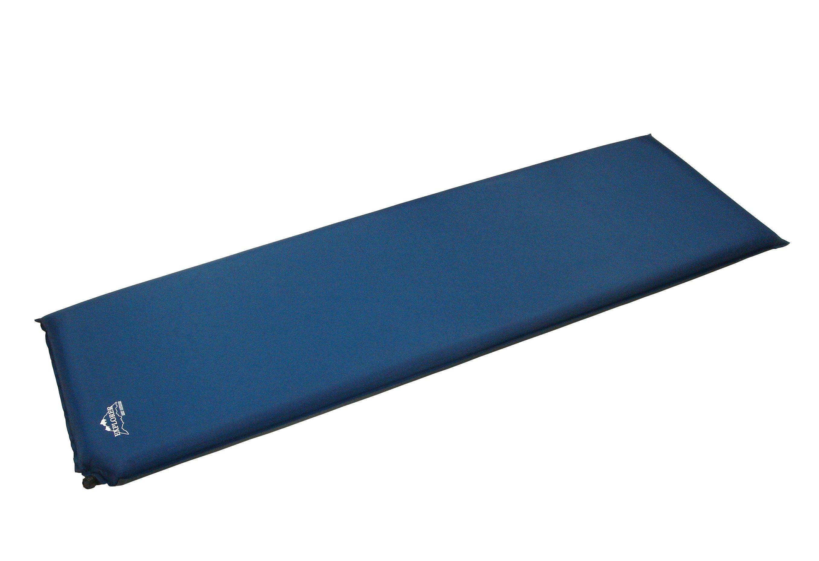 EXPLORER Thermomatte , BxLxH: 66x200x10 cm