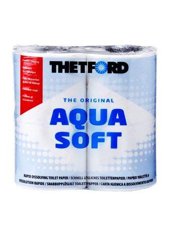 THETFORD Tualetinis popierius »Aqua Soft« weiß ...