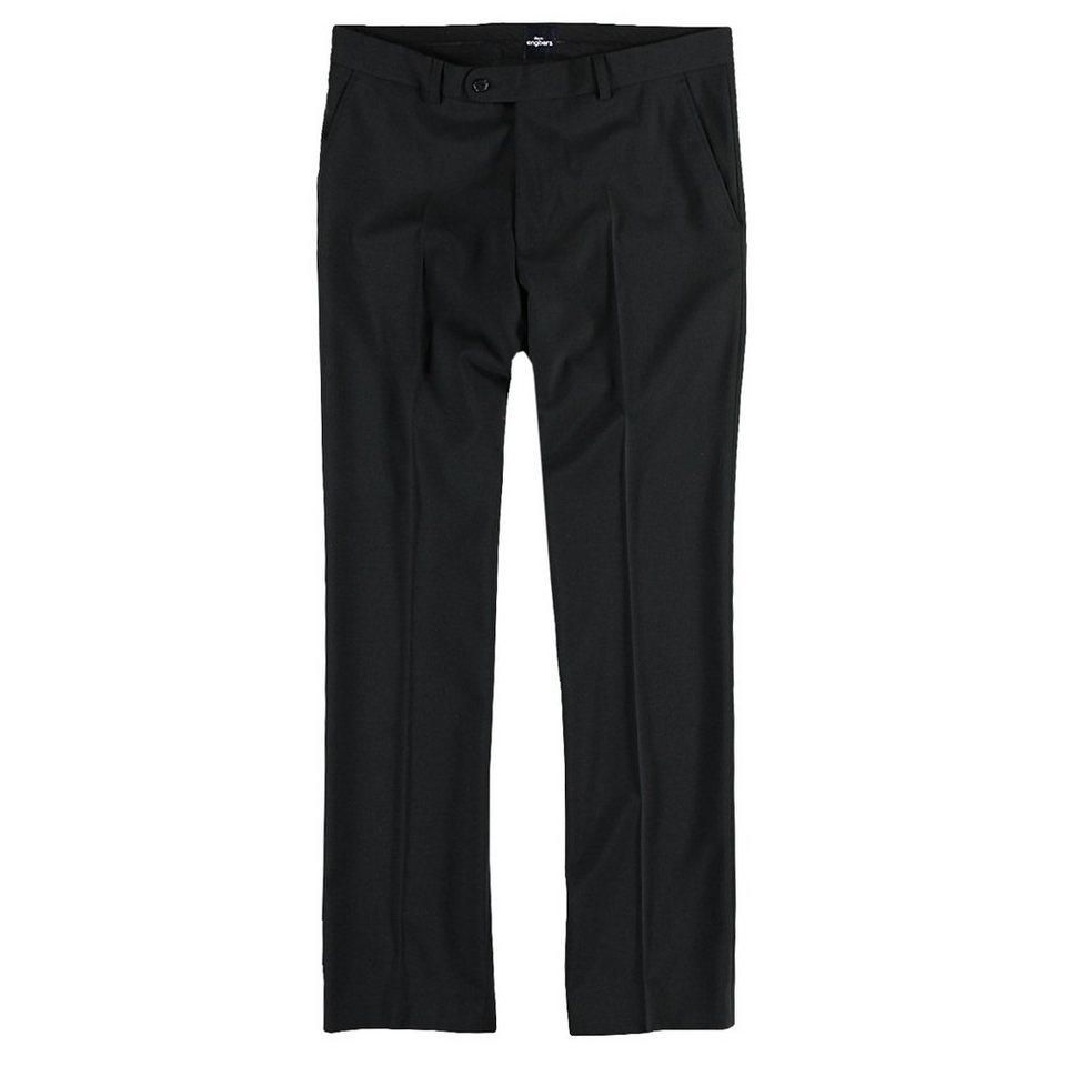 engbers Anzug in Schwarz