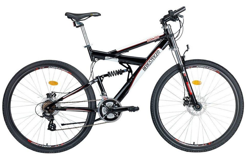 Mountainbike »MTX.280 71,12 cm (28 Zoll)« in schwarz