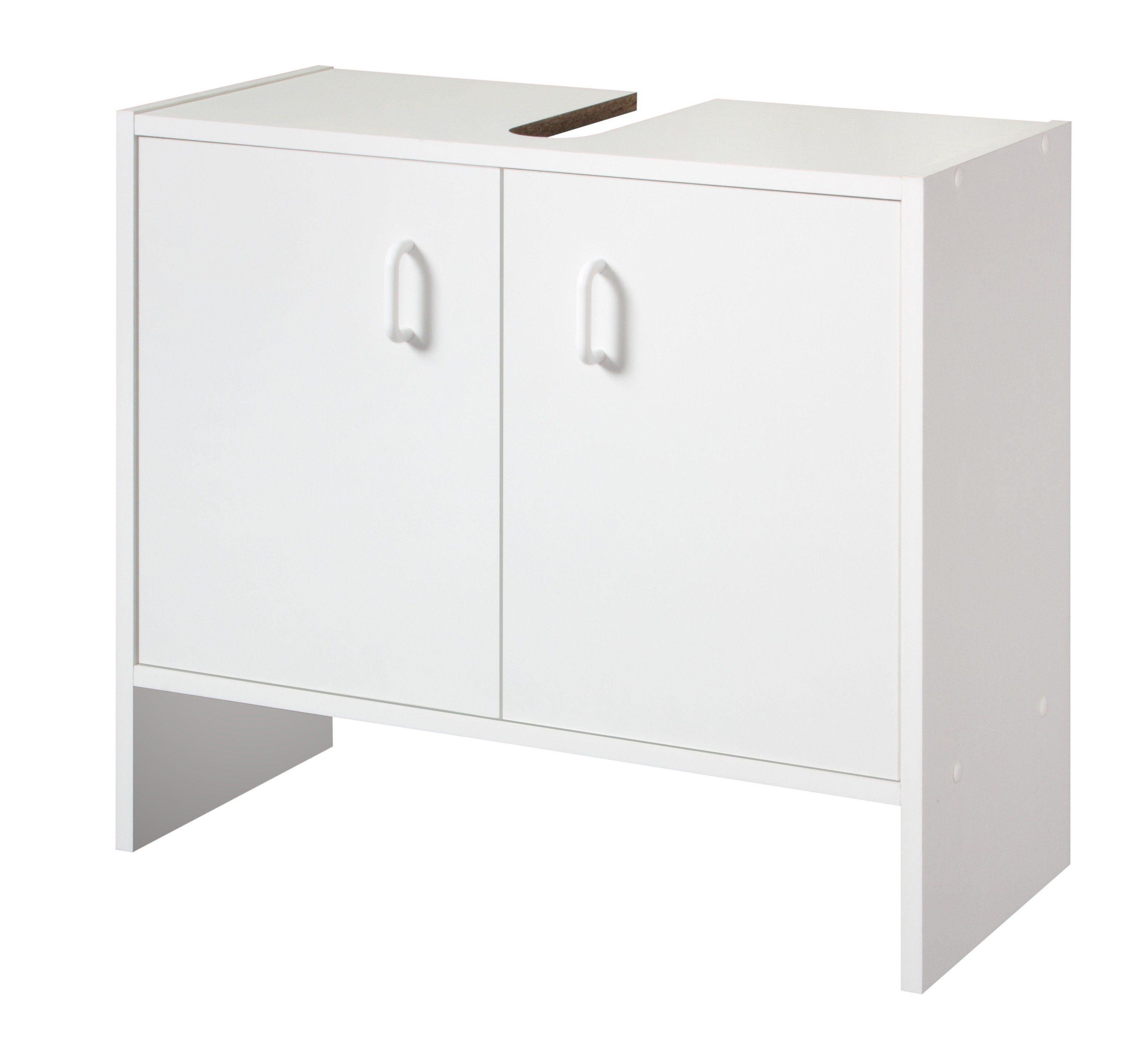 Kesper Waschbeckenunterschrank »Basic«, Breite 60 cm