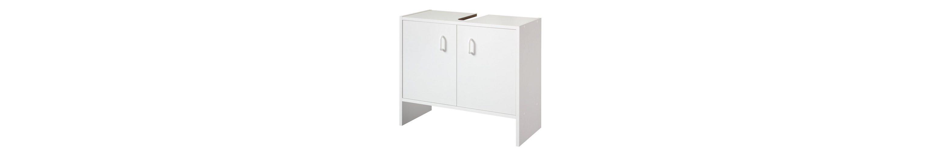 Waschbeckenunterschrank »Basic«, Breite 60 cm