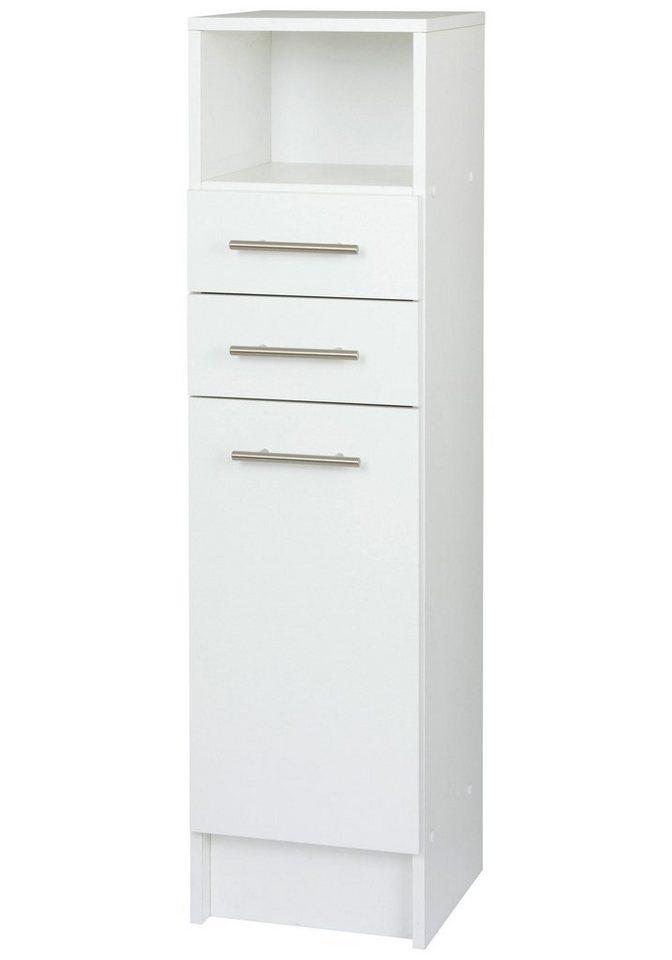 Midischrank »Pedro«, Breite 30 cm in weiß