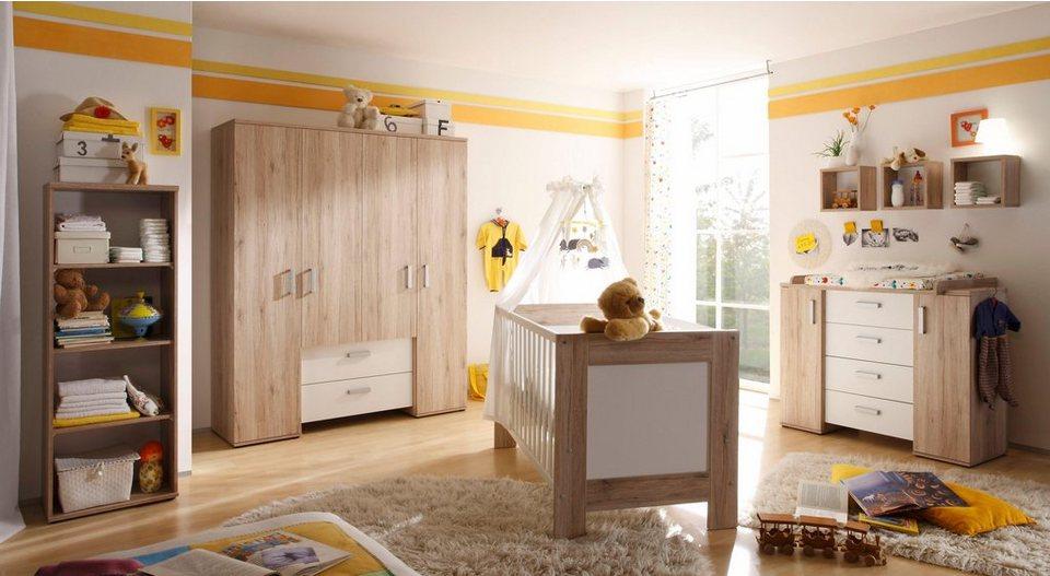 Außergewöhnliche babyzimmer set  Babyzimmer Malen Ideen ~ Innen- und Möbelideen