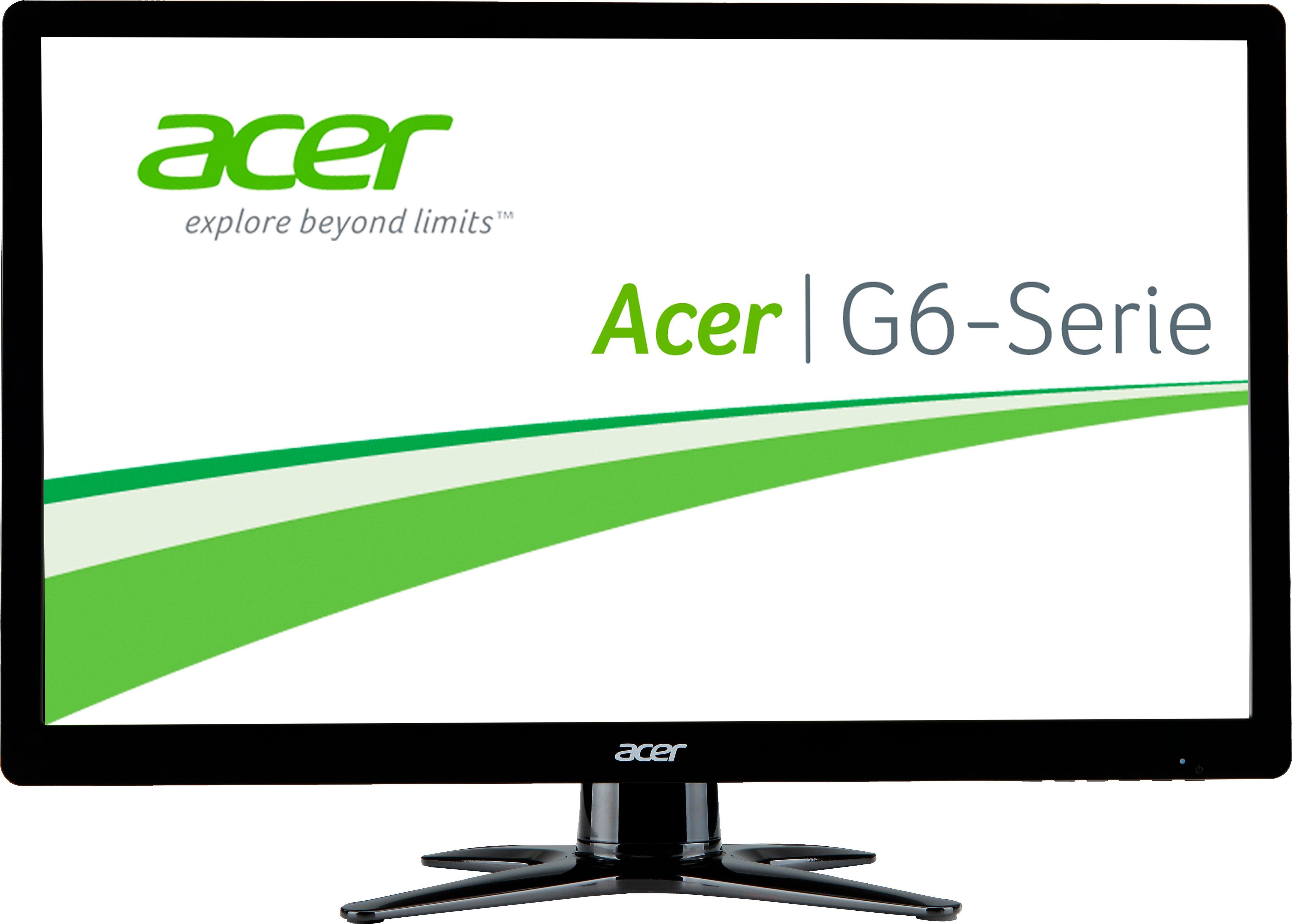 Acer G246HL LCD-Monitor, 61 cm (24 Zoll), 1920 x 1080, 16:9