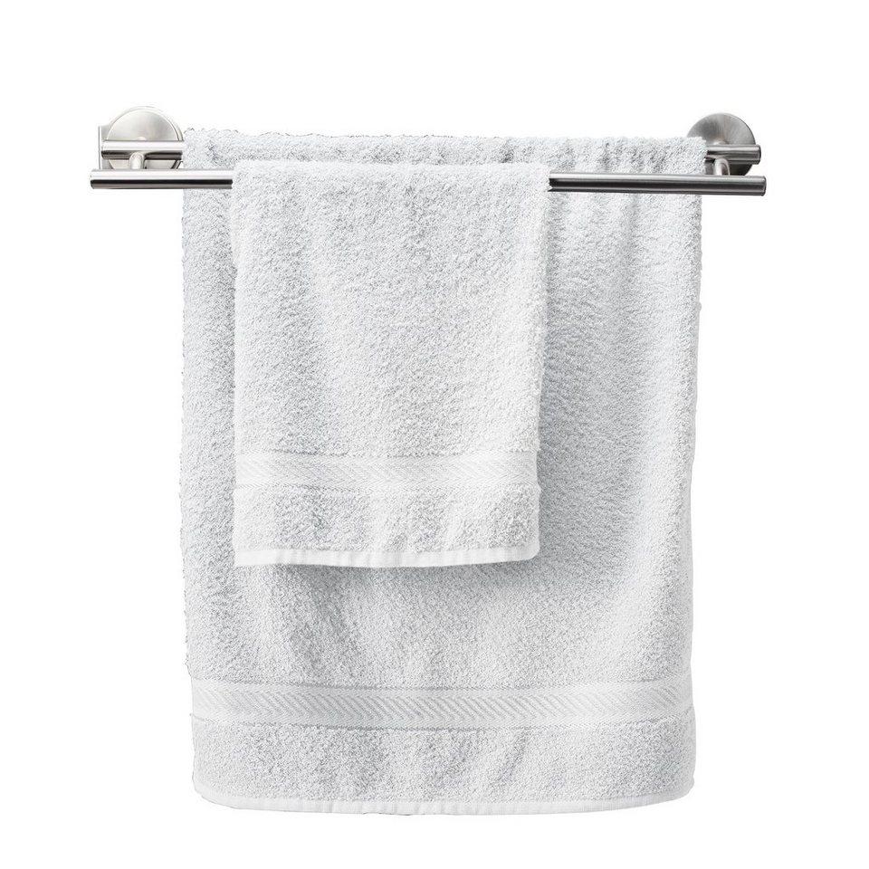 Handtuchhalter »Fusion« in silberfarben