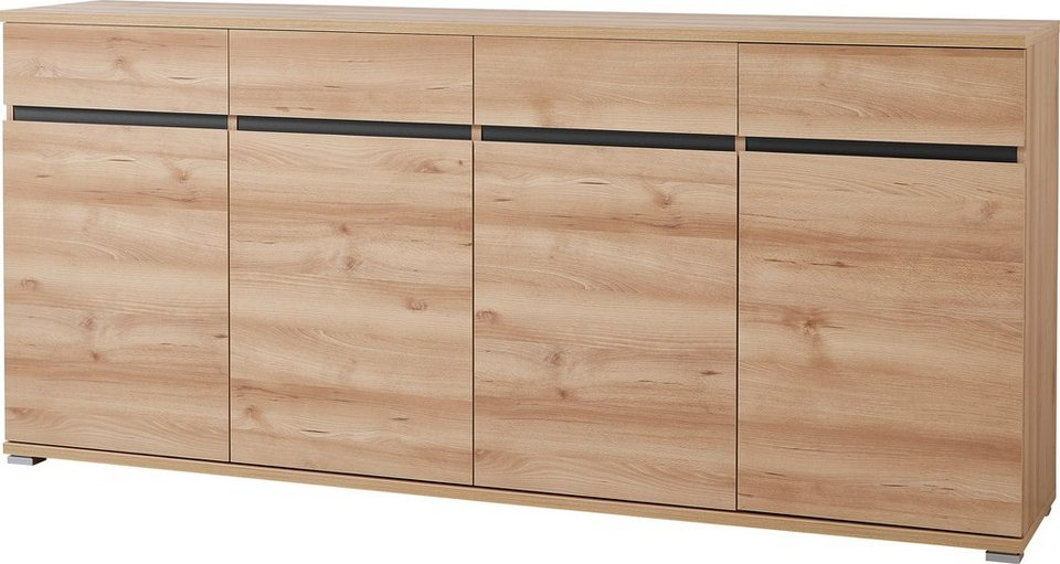 germania sideboard lissabon breite 192 cm otto. Black Bedroom Furniture Sets. Home Design Ideas