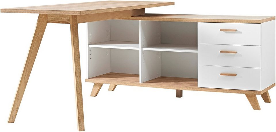 Schreibtisch »Oslo« in Sanremo-Eiche-Nb.