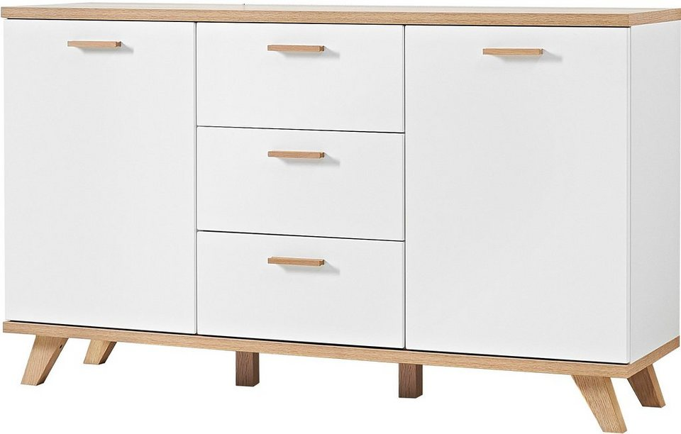 germania sideboard oslo 144 cm online kaufen otto. Black Bedroom Furniture Sets. Home Design Ideas