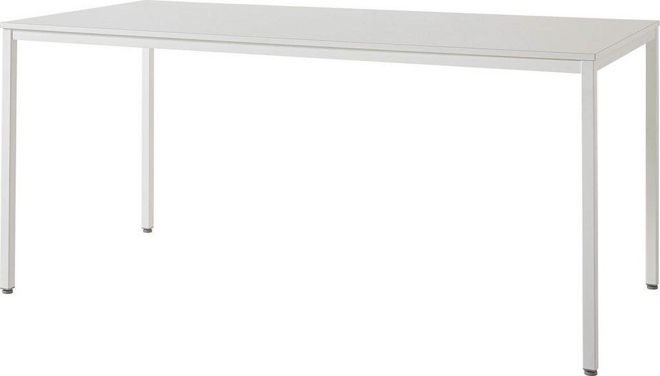 Schreibtisch »Montreal« in weiß